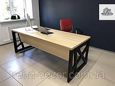 Офисный стол руководителя OS001.