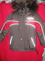 Куртка +подстежка зима р 128-134 Украина