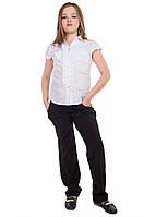 Легкая блузочка школьная Альба (7-12 лет), фото 1
