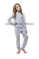 Піжама для дівчинки Різдвяний настрій р.128-140 Ellen 016/003