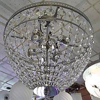 Люстра Хрустальная на 4 лампы