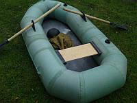 Резиновая надувная лодка Чайка одноместная, фото 1
