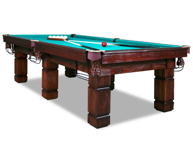 Бильярдный стол для пирамиды ТТ-Бильярд Аскольд 8Ф Ардезия
