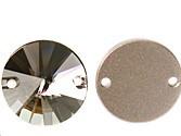 Rivoli 10mm Black Diamond