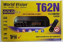 TV ТюнерT2 WORLD VISION T62N