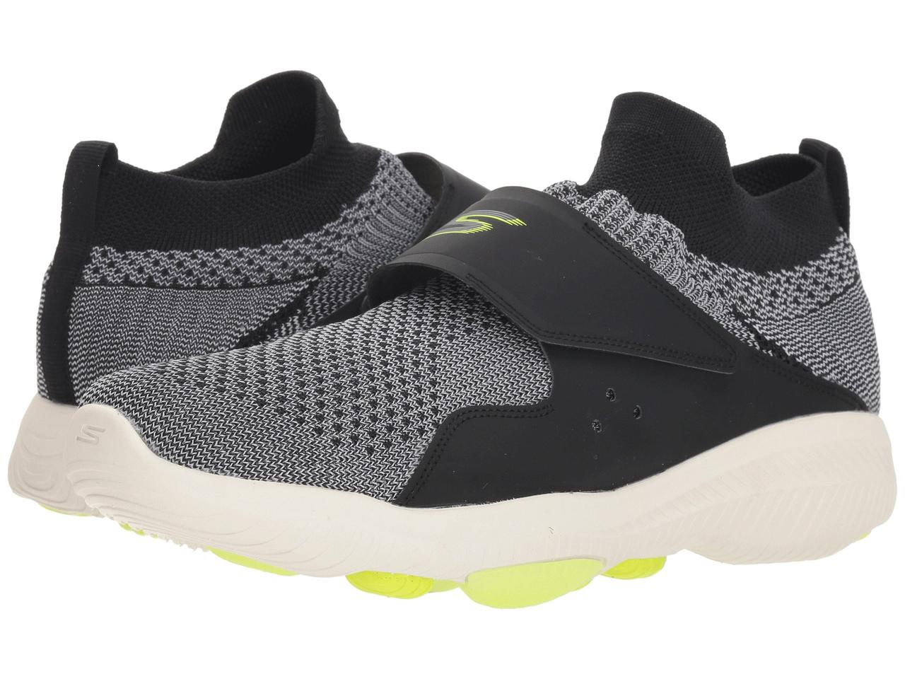 5185a21b6b19 Кроссовки Кеды (Оригинал) SKECHERS Performance Go Walk Revolution Ultra  Revolve Black Lime