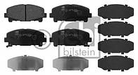Комплект тормозных колодок, дисковый тормоз BOSCH 986494382 на HONDA ACCORD Mk V (CC, CD)