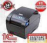 1год. Гарантия Принтер этикеток Xprinter XP-365B и чеков ОРИГИНАЛ принтер этикеток