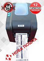 Принтер этикеток и чеков Xprinter XP-370B (штрих кодов) и чеков ОРИГИНАЛ, фото 1