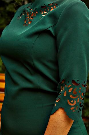 """Элегантное платье  """"Пем"""" , фото 2"""