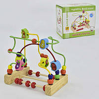 Игра Лабиринт Деревянная игрушка