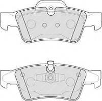 Комплект тормозных колодок, дисковый тормоз FERODO FDB1831 на MERCEDES-BENZ R-CLASS (W251, V251)