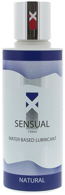 Лубрикант XSensual Water Based Lubricant Natural, 150 мл