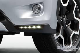 Дневные габаритные огни G23 Subaru Outback B14