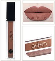 Aden Tattoo Effect Lipstick Матовая жидкая помада для губ № 01