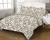 Комплект постельного белья Zastelli Gold бязь полуторный 40-0457GoldUSA арт.14018