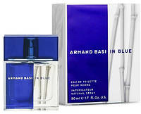 Парфюмерный концентрат Armando аромат «In Blue» Armand Basi мужской
