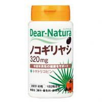 Asahi Dear-Natura Экстракт пальметто + томатный ликопин от простатита и аденомы (60 капсул на 30 дней)