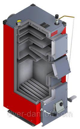 Твердотопливный котел DEFRO Optima komfort 8 кВт, фото 2