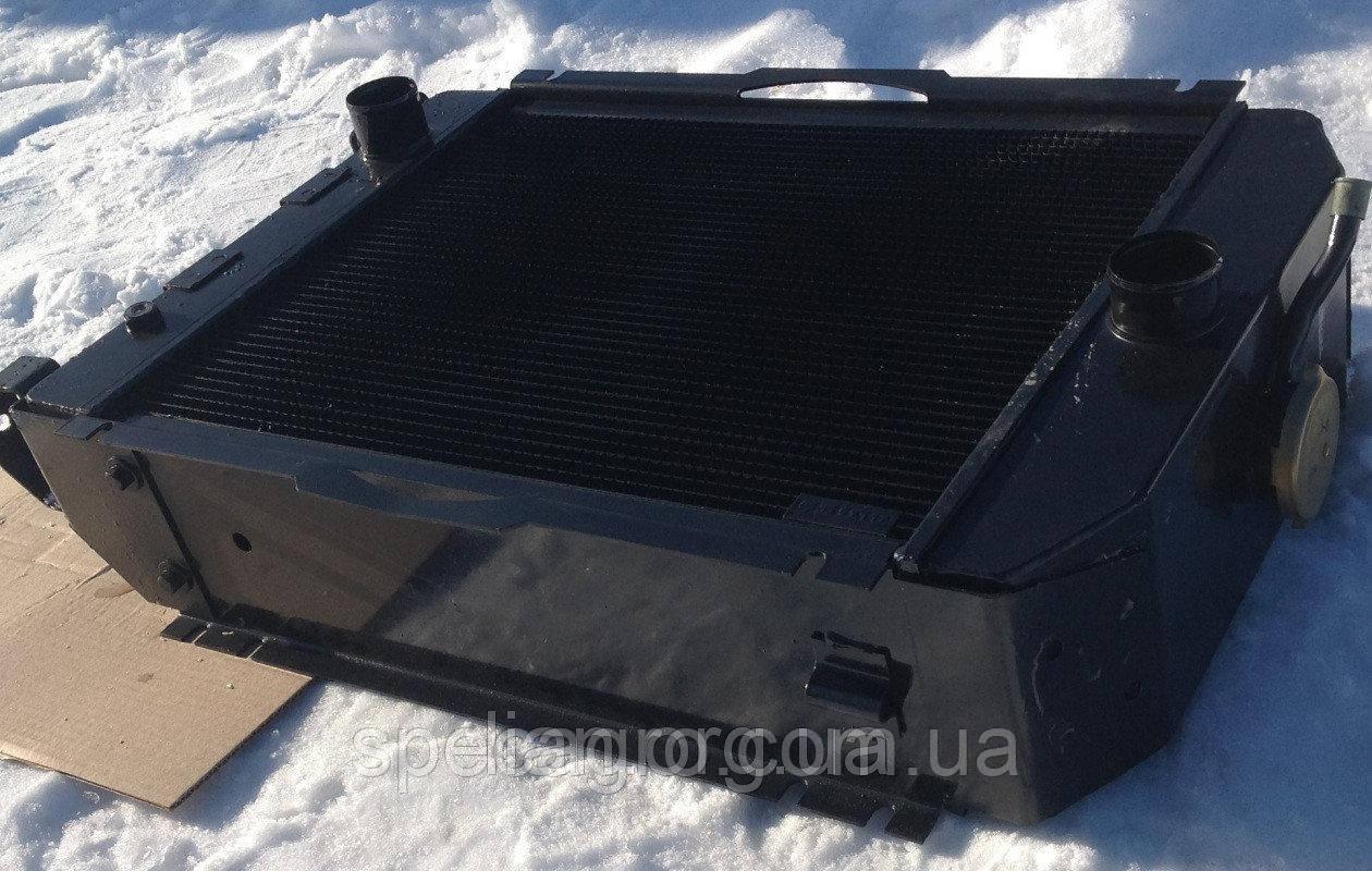 Радиатор водяного охлаждения МТЗ-1221, МТЗ-1222,  Д 260.2 (5-х рядный)