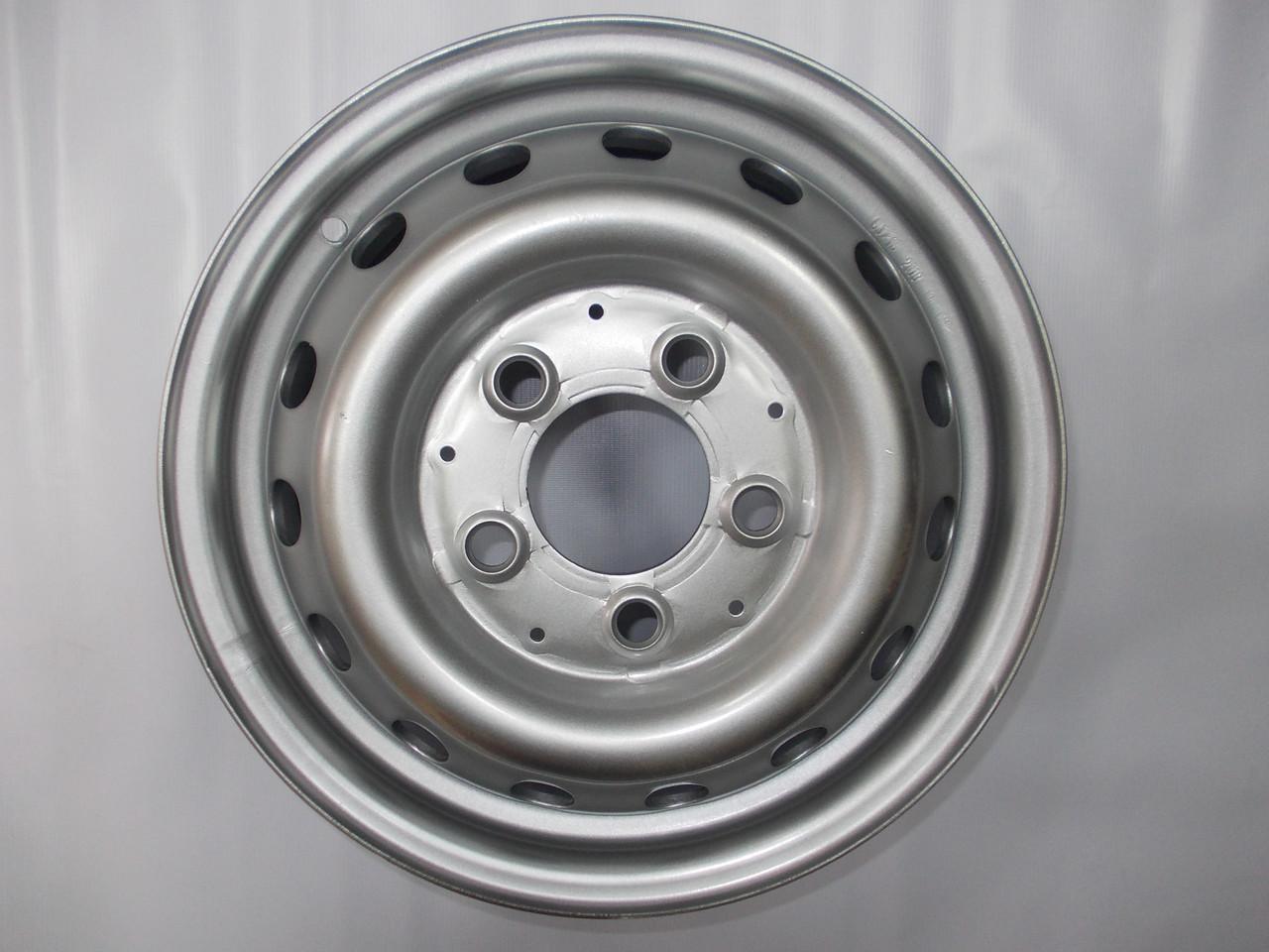 Стальные диски R15 5x130, стальные диски на MB Sprinter Wv LT, железные диски на мерседес спринтер Л