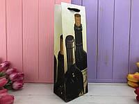 "Пакет под бутылку ""Vintage wine"" (упаковка 12 шт)"
