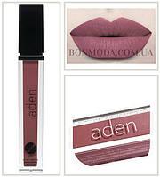 Aden Tattoo Effect Lipstick Матовая жидкая помада для губ № 03