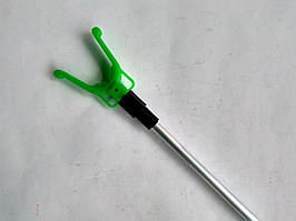 Подставка алюминиевая под спиннинг или сигнализатор 75см