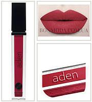 Aden Tattoo Effect Lipstick Матовая жидкая помада для губ № 05