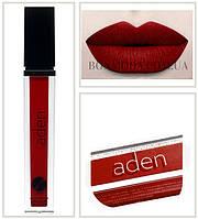 Aden Tattoo Effect Lipstick Матовая жидкая помада для губ № 07
