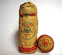 Чай Шу Пуэр Гу То и Точа 2007 год,от 10 грамм