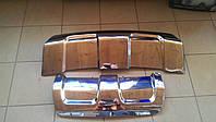 Накладки на бампер Range Rover Sport 2013-
