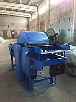 Оборудование для производства филлфайбера, синтепуха