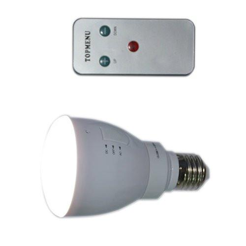 LED лампы с аккумулятором и их преимущества