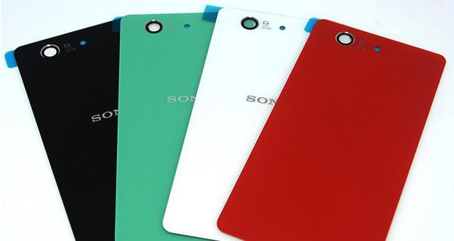 Задняя крышка Sony D5803 Xperia Z3 Compact Mini зеленая оригинал