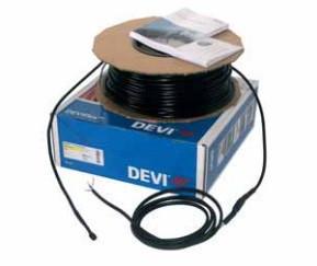 Саморегулирующийся нагревательный кабель DEVIsafe 20T 2360W 230V 118m