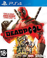 Deadpool (Недельный прокат аккаунта)