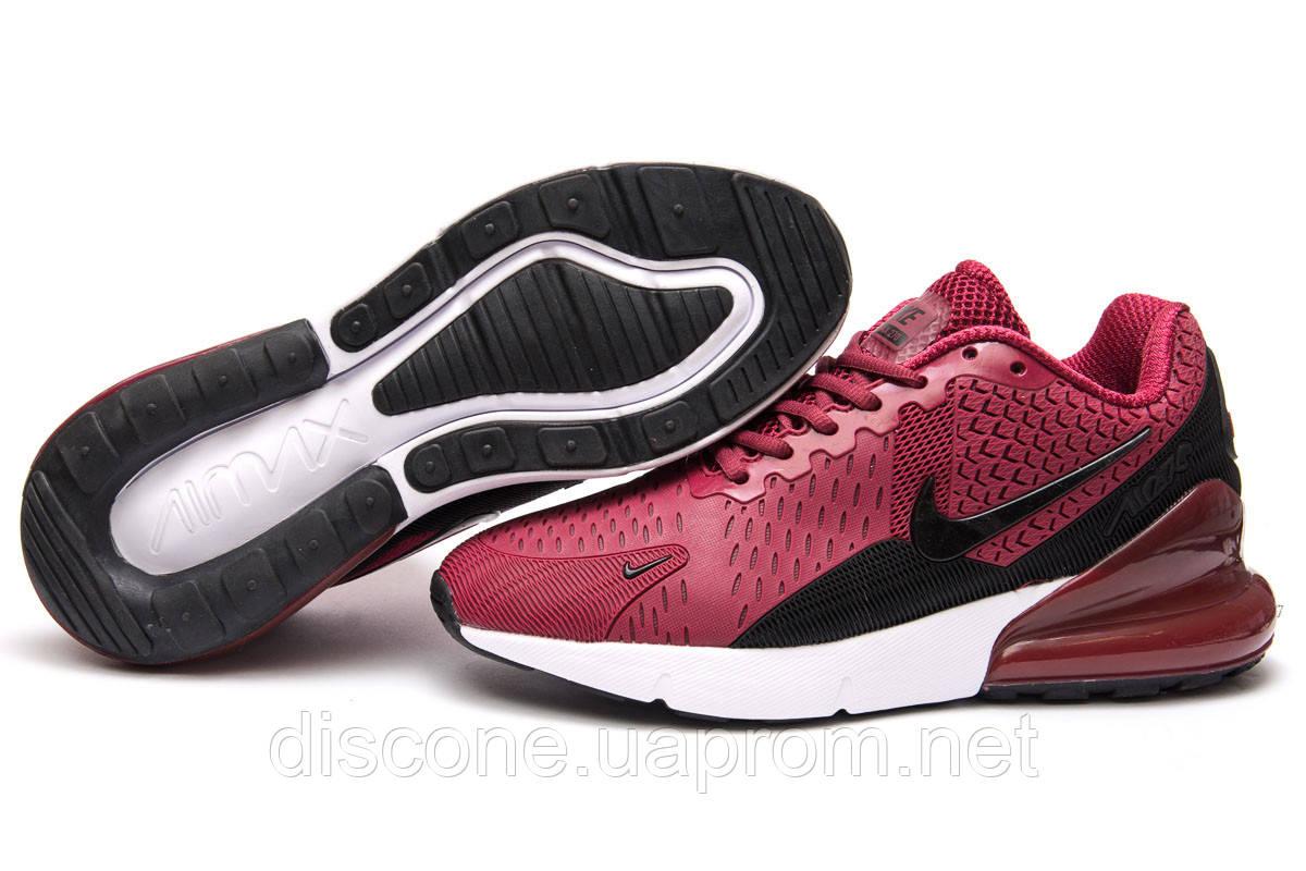 Кроссовки мужские ► Nike Air 270,  бордовые (Код: 13972) ► [  41 42 43 44  ] ✅Скидка 34%