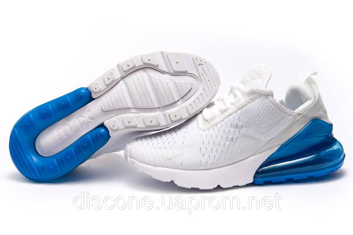 Кроссовки мужские ► Nike Air Max 270,  белые (Код: 13426) ► [  41 (последняя пара)  ] ✅Скидка 32%