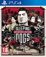 Sleeping Dogs: Definitive Edition (Недельный прокат аккаунта)