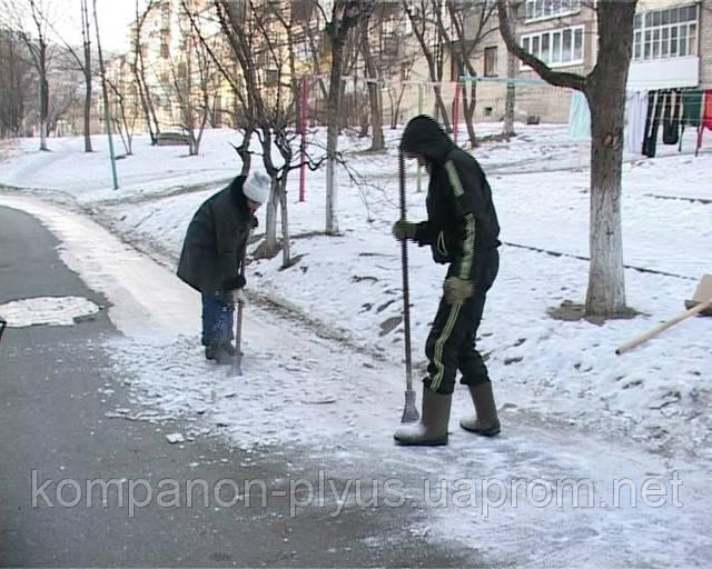 Расчистка снега Киев