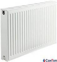Радиатор отопления стальной панельный UTERM Standart 22х600х600