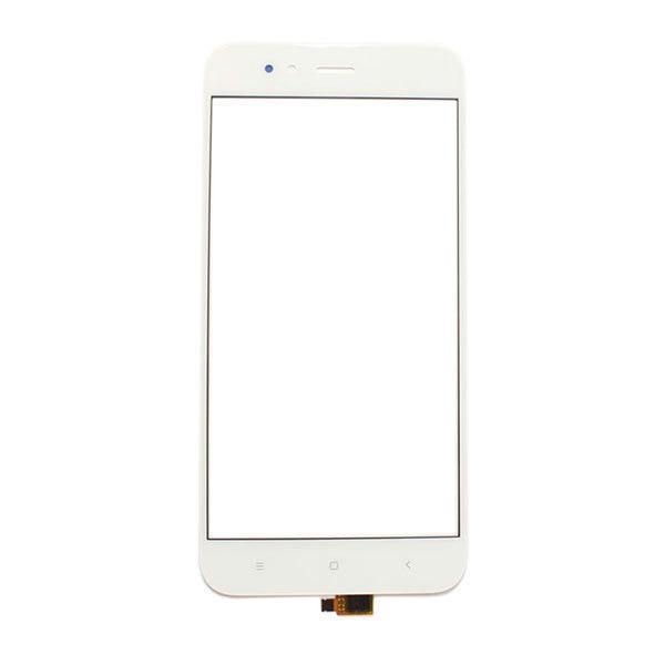 Сенсорний екран для смартфону Xiaomi Mi A1, тачскрін білий