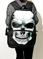 Крутые рюкзаки с принтом  Череп, фото 2