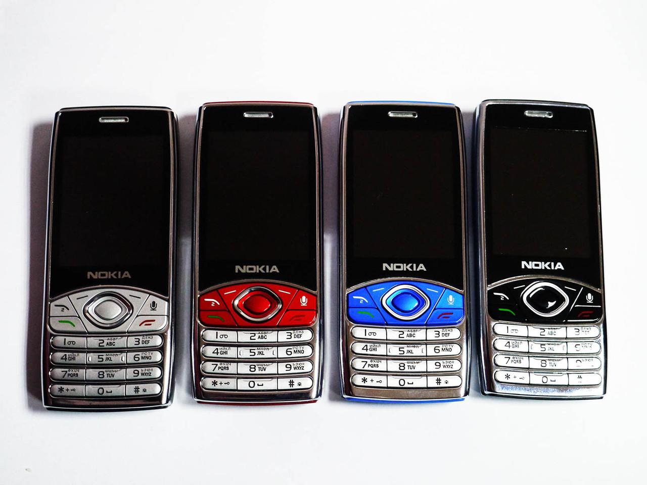 """Телефон Телефон Nokia K11 - 2Sim+2,4""""+BT+Camera+FM - металлический корпус"""