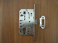Механизм дверной S.D 410 C-S сатин (карбоновый язык)