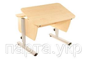 Стол - парта для школьника 80 см, дсп , разные цвета