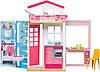 Портативный дом Barbie Mattel DVV47