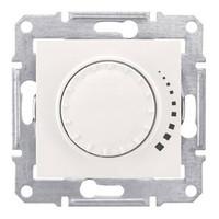 Светорегулятор поворотно-нажимной индуктивный 60-500 Вт слоновой кости Sedna SDN2200523