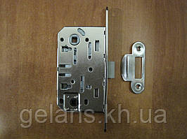 Механизм дверной S.D 410 B-S сатин (карбоновый язык)